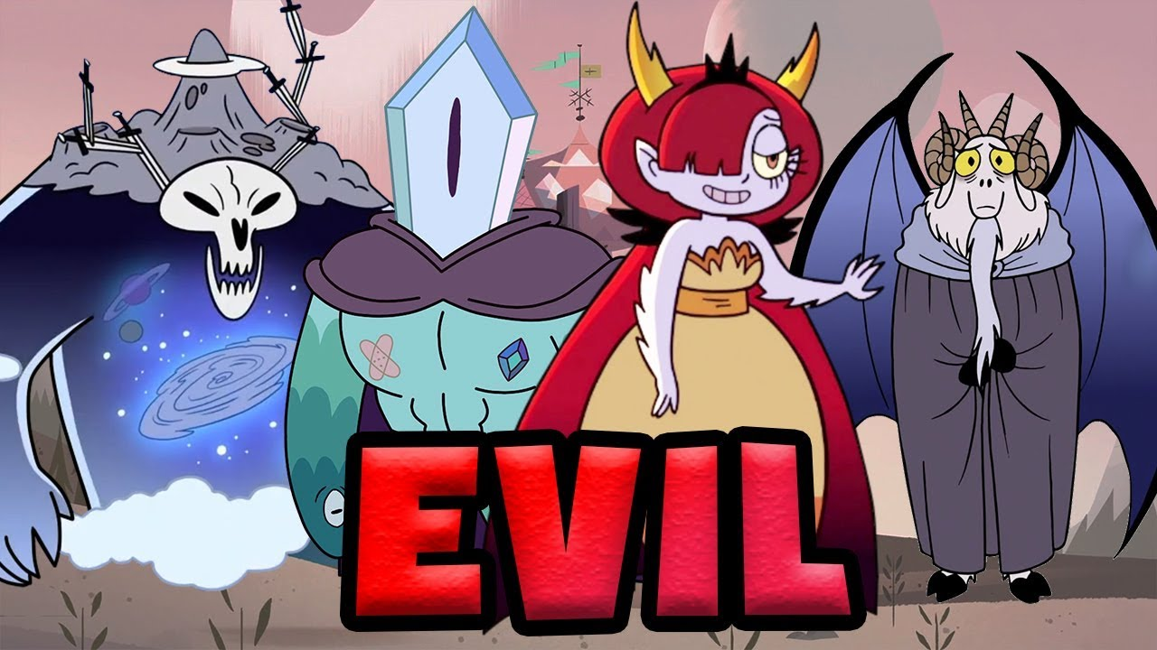 The Magic High Commission Is Evil The True Villain Of Star Vs The Forces Of Evil Svtfoe Theory Youtube