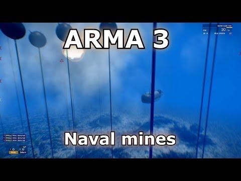 Arma 3 - Naval Mines