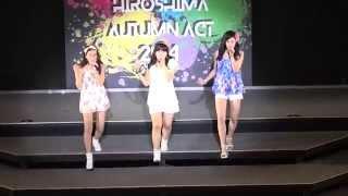 第14回国民的美少女コンテストで「音楽部門賞」を受賞した元SPL∞ASHの花...