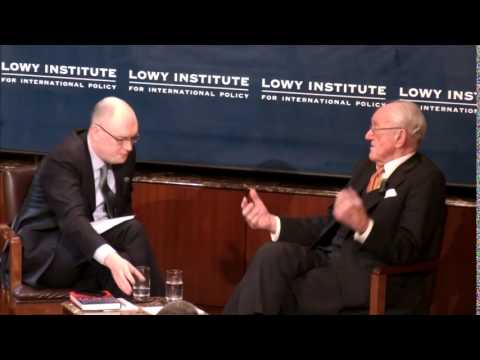In Conversation: Malcolm Fraser and Michael Fullilove on Australian Foreign Policy
