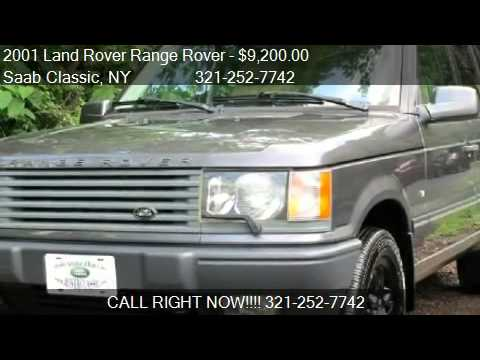 2001 Land Rover Range Rover 4.6 HSE - for sale in Staten Isl