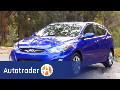 2012 Hyundai Accent: New Car Review - AutoTrader