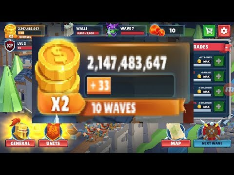 Game Of Warriors HACK - Unlimited Gold And Biggest Army