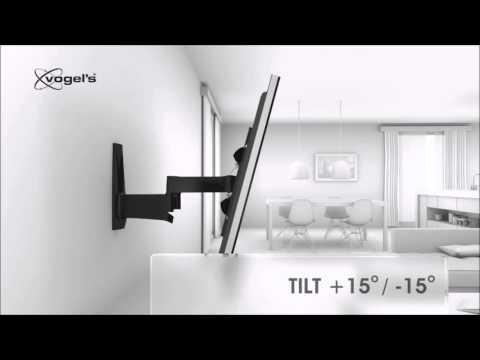 Vogels WALL 2350 Schwenkbare TV Wandhalterung - Thomas Electronic Online Shop