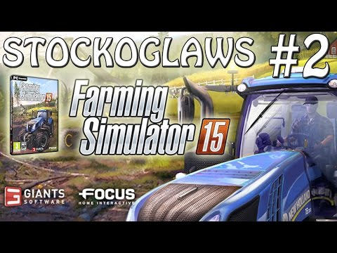 Lets Play Farming Simulator 2015 - Episode 2 ( Happy Hallowe