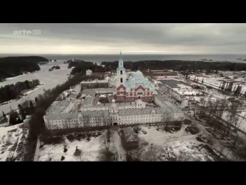 ARTE France TV. Documentaire: Valaam, l'enchantement des Pâques russes (28.03.2016)