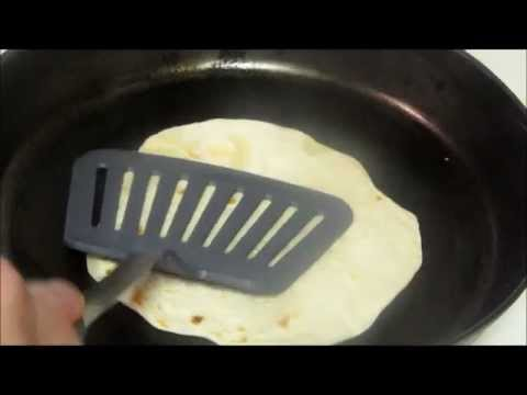 Lets Save Money - Homemade Tortillas