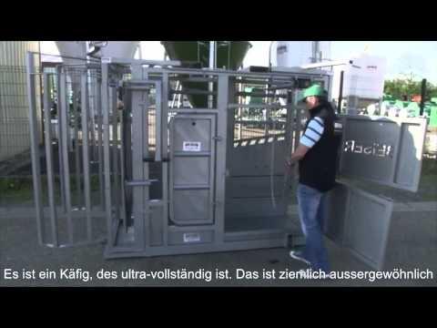 Cage de contention césarienne I