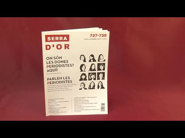 Revista Serra d'Or: Juliol, agost i setembre de 2020