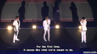 JYJ Talk 2 - JJ focus (Eng sub)