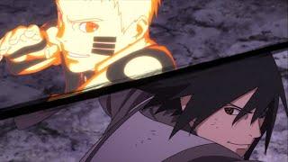 Download lagu Naruto and Sasuke vs Momoshiki AMV - Remake - Naruto