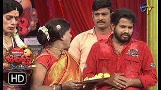 Hyper Aadi, Raising Raju Performance | Jabardasth | 1st February 2018    | ETV  Telugu