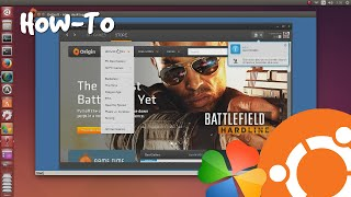 Gambar cover Install EA Origin in Ubuntu with PlayOnLinux (Updated)