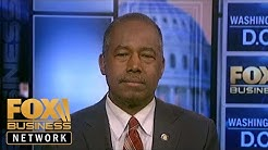 Ben Carson takes on housing discrimination on Facebook