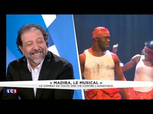 MADIBA le musical interview LCI/TF1, Avril 2016