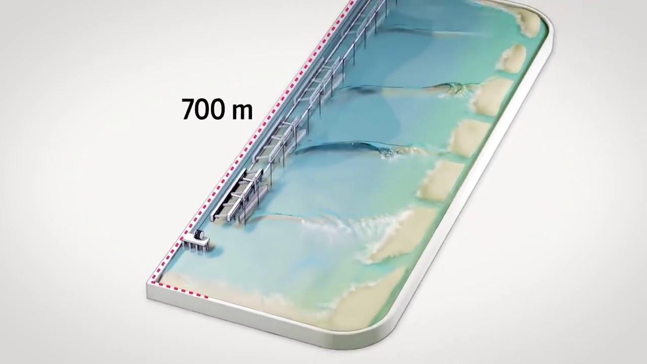 Revelado o segredo da piscina de ondas de kelly slater - Piscina onda ...