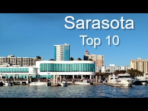 Sarasota Top Ten Things To Do