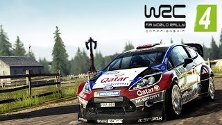 WRC 4 - Gameplay ITA - Proviamolo!