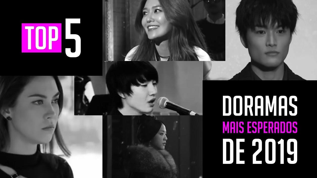 TOP 5 DORAMAS MAIS ESPERADOS DE 2019 - TOP #13