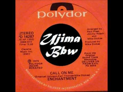 ENCHANTMENT - Call On Me - POLYDOR RECORDS - 1975.wmv
