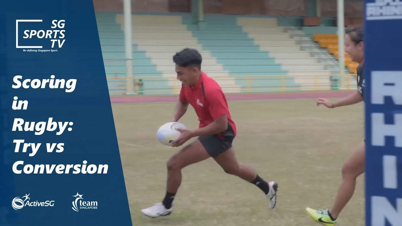 How does the rugby point scoring system work? - ActiveSG