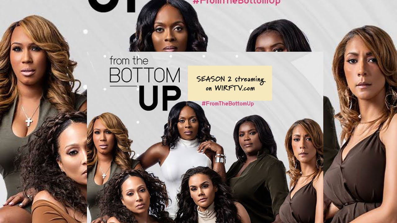Download #FromThe BottomUp Season 2 Sizzle  Oct 29 10pm On CENTRIC