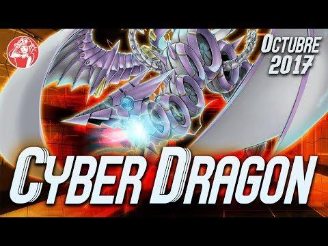 Cyber Dragon Deck (OCTOBER/ Octubre 2017) [Duels & Decklist] Post Legendary Dragons Deck