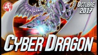 Cyber Dragon Deck OCTOBER Octubre 2017 Duels amp Decklist Post Legendary Dragons Deck