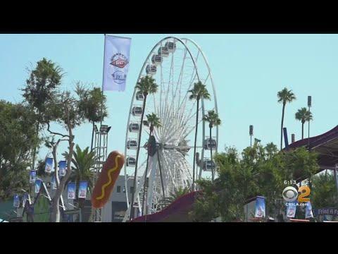 LA County Fair Opens In Pomona With Bigger Value Menu, Luchadore Wrestling
