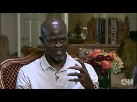 Djimon Hounssou homeless to hollywood