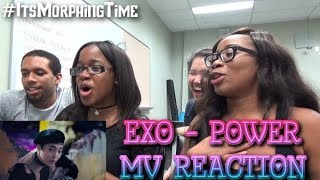 Video MV Reaction| EXO - Power download MP3, 3GP, MP4, WEBM, AVI, FLV Mei 2018