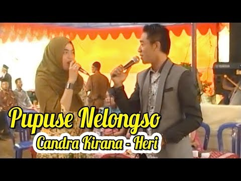 Pupuse Nelongso - Candra feat Heri - Cs. Pandawa★ INDAH Production ★