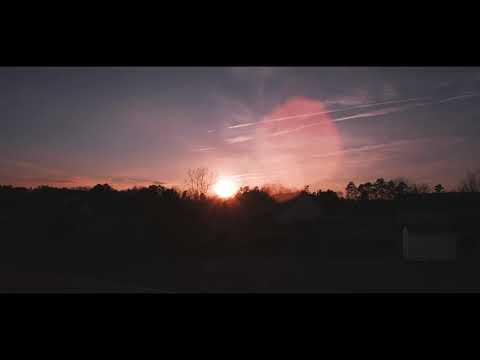 Sunset Time-lapse (G7) - Intro into 2018