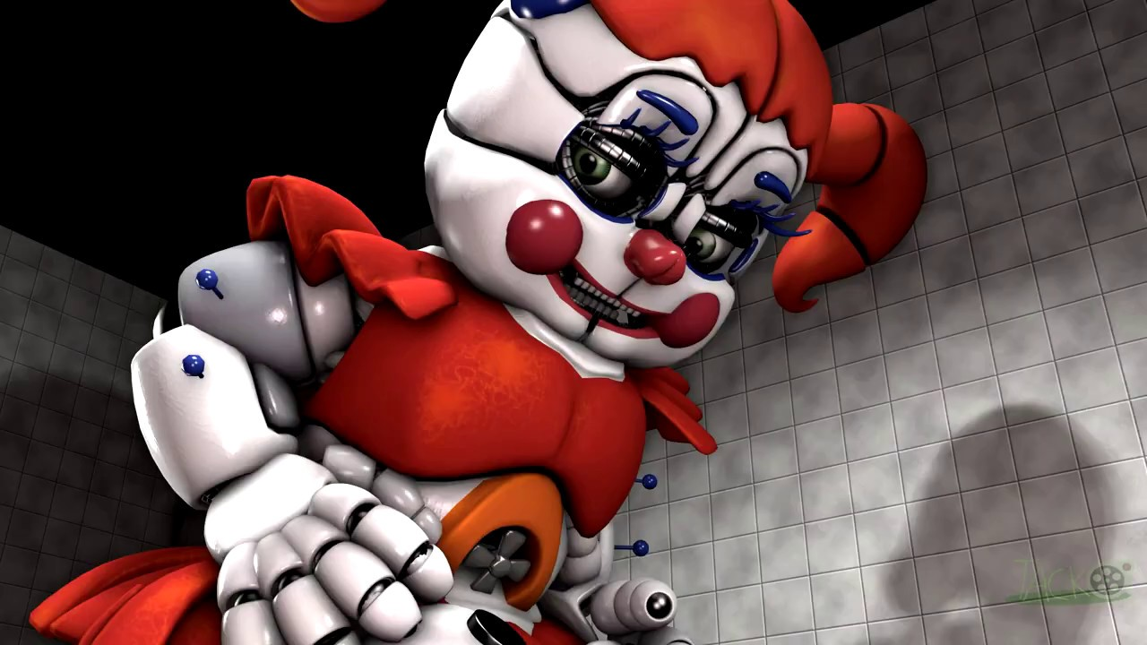 [SFMF] Circus Baby's Messy Party