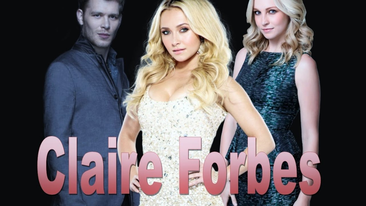 What if Caroline Forbes Had a Sister | Claire Forbes