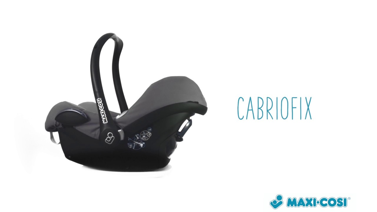 Maxi-Cosi CabrioFix | Features and benefits