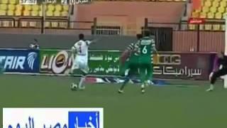 اهداف مباراة الزمالك والانتاج الحربى 3-1