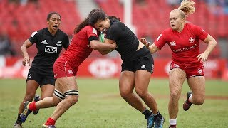REACTION: Black Ferns Sevens secure semifinal spot