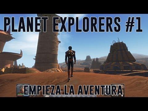 """PLANET EXPLORERS #1 """"EMPIEZA LA AVENTURA"""""""