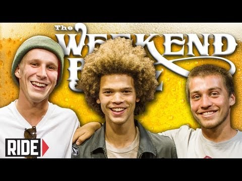 Nick Garcia, Nassim Guammaz & David Reyes! The Game, Pro Status & Chris Cole! Weekend Buzz ep. 41