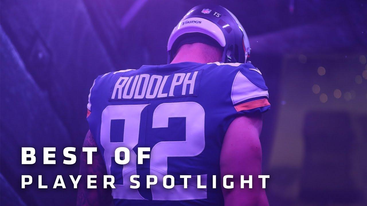 quality design ca6cd 15da3 'Best Of' Player Spotlight So Far This Season | Minnesota Vikings