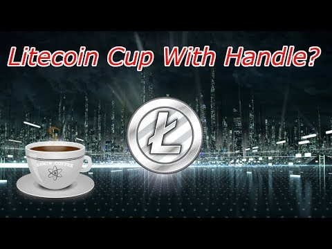 Litecoin News : LTC Cup With Handle?! Crypto Technical Analysis