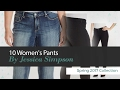 10 Women's Pants By Jessica Simpson Spring 2017 Collection