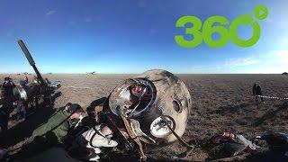 Space 360: El regreso a la Tierra