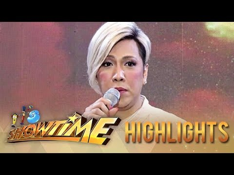 Vice Ganda continues to find his educational benefactor | It's Showtime