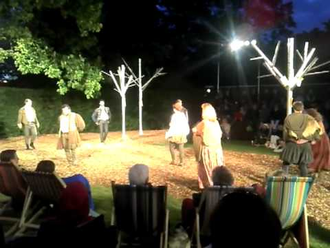 As You Like It At Grosvenor Park In Chester