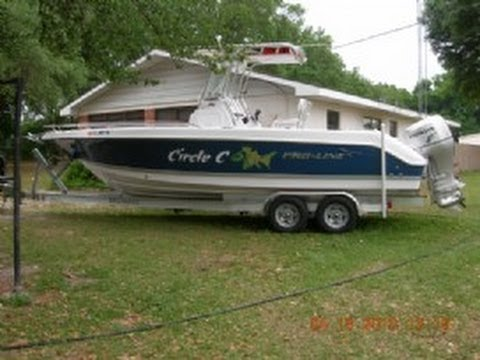 [SOLD] Used 2008 Pro-Line 26 SS in Oxford, Florida