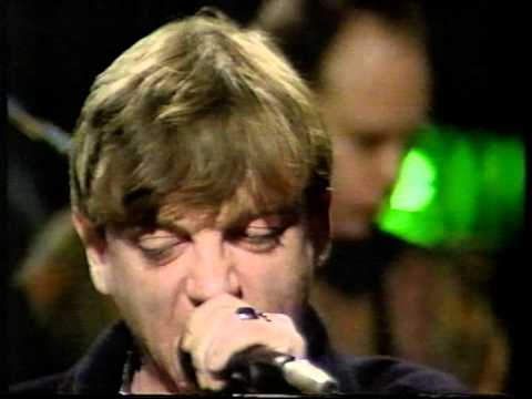 The Fall with Coldcut - Telephone Thing (live)
