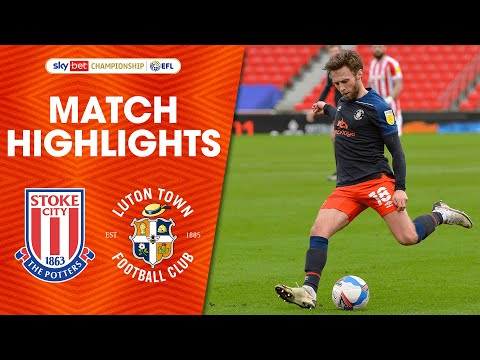 Stoke Luton Goals And Highlights