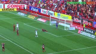 Xolos vs Cruz Azul termine con empate (Resumen)